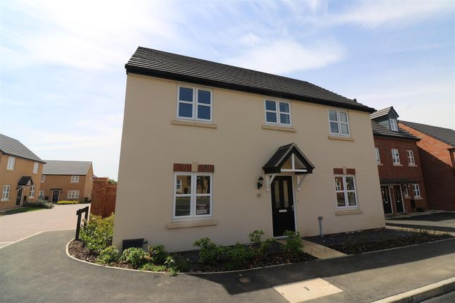 Detached house for sale in Gardenfield, Higham Ferrers, Rushden