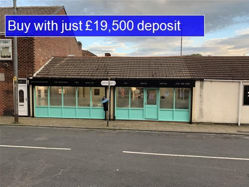 Thumbnail Commercial property for sale in SR8, Horden, County Durham