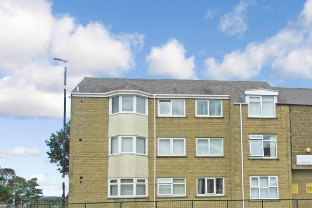 Thumbnail Flat to rent in Carlton House, Glebe Road, Bedlington