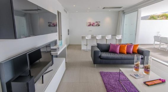 Thumbnail Apartment for sale in Baobab, Fanabe, Tenerife, Spain