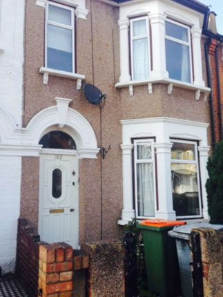 Thumbnail Terraced house to rent in Burges Road, London