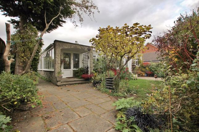 Thumbnail Detached bungalow for sale in Milner Road, Heswall, Wirral