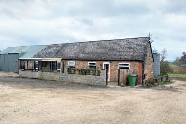3 bed semi-detached bungalow to rent in Baddymarsh Farm, The Bungalow, Ledbury, Herefordshire HR8