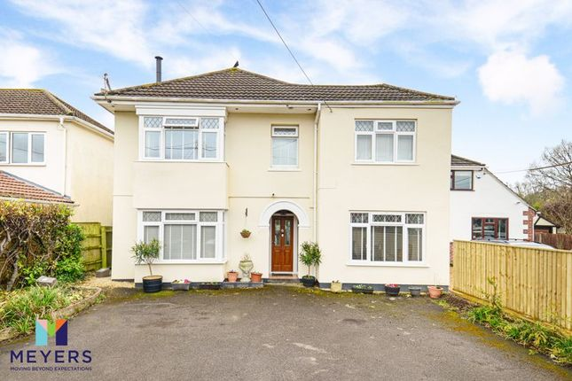 Thumbnail Detached house for sale in Ringwood Road, Ferndown BH22.
