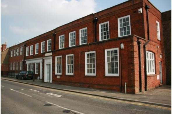 Thumbnail Office to let in St Pauls House, Farnham