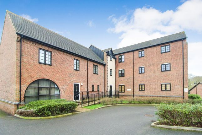 Thumbnail Flat for sale in The Granary, Mill Lane, Kempston, Bedford