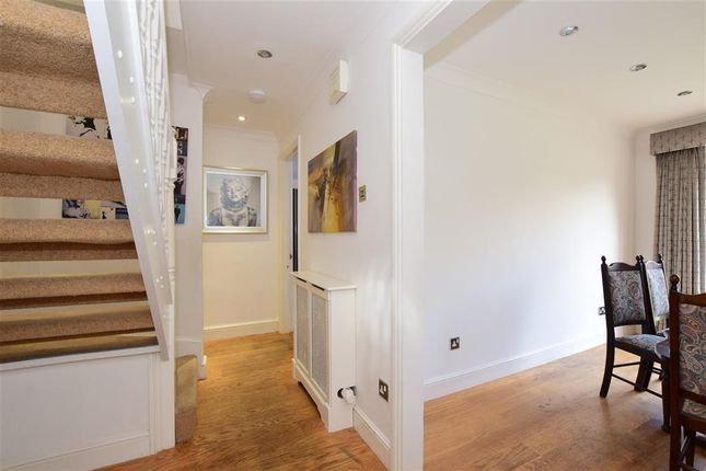 Hallway of The Lindens, Loughton, Essex IG10