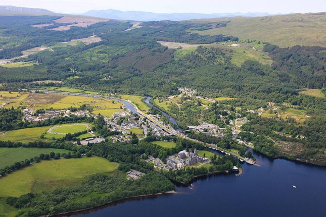 Thumbnail Flat for sale in The Highland Club, St. Benedicts Abbey, Fort Augustus, Highland