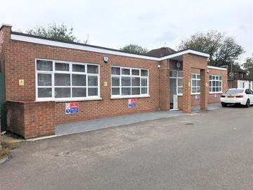 Thumbnail Office for sale in The Service Road, Potters Bar