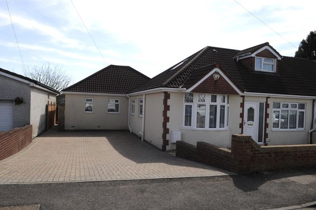 Thumbnail Bungalow for sale in Common Road, Hanham, Bristol