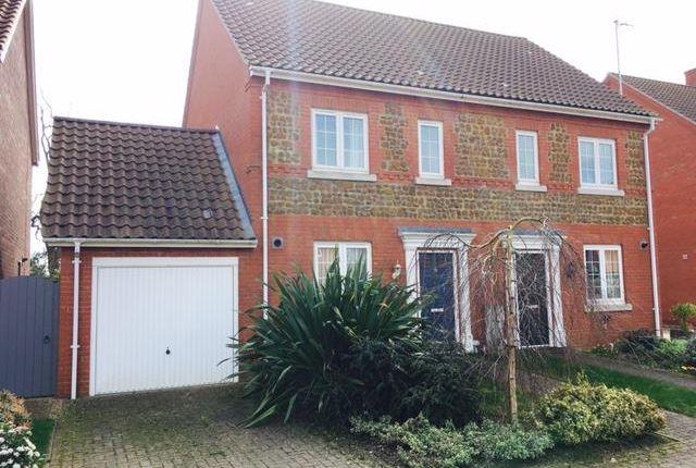 Thumbnail Property to rent in Station Road, Snettisham, King's Lynn