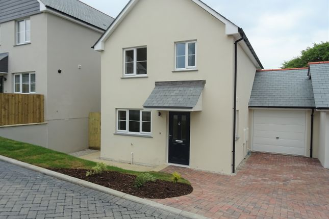 Thumbnail Detached house to rent in Rowan Lane, Liskeard