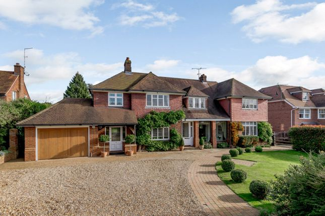Thumbnail Detached house for sale in Wood End Road, Harpenden, Hertfordshire