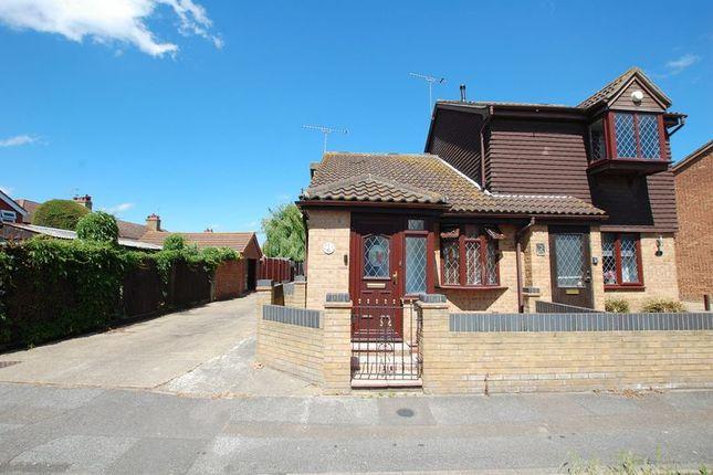 Thumbnail Semi-detached bungalow for sale in Burns Place, Tilbury