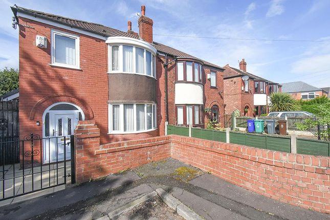 Semi-detached house for sale in Rookery Avenue, Abbey Hey, Manchester