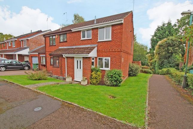 Thumbnail Semi-detached house for sale in Spetchley Close, Crabbs Cross, Redditch