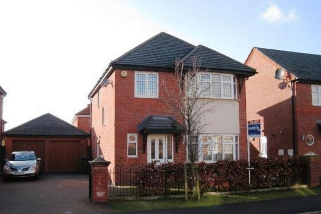 Thumbnail Detached House To Rent In Highland Drive Buckshaw Village Chorley