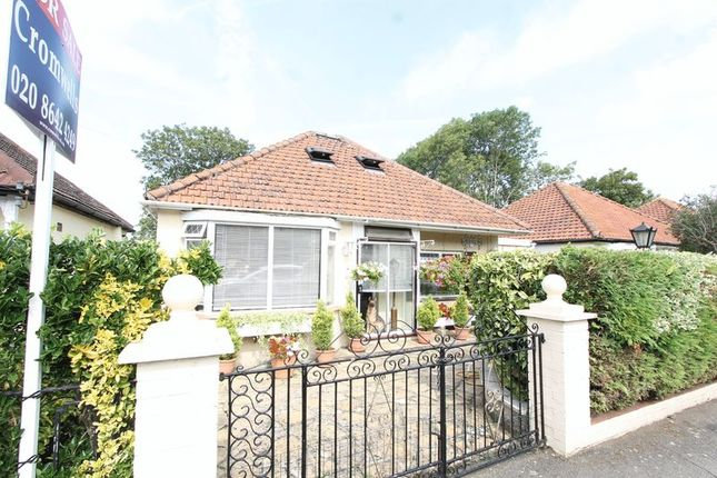 Thumbnail Detached bungalow for sale in Lumley Road, Cheam, Sutton