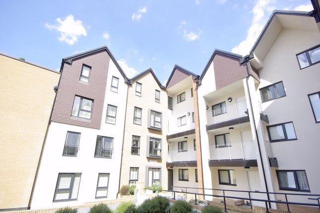 Thumbnail Flat to rent in Attenborough Court, Owen Square, Watford, Hertfordshire
