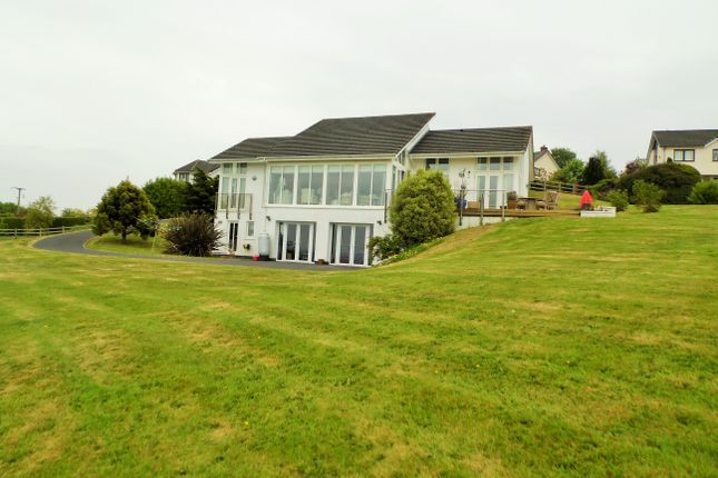 Thumbnail Detached bungalow for sale in Douglas James Close, Haverfordwest