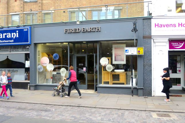 Thumbnail Retail premises to let in 101 High Street, Colchester, Essex