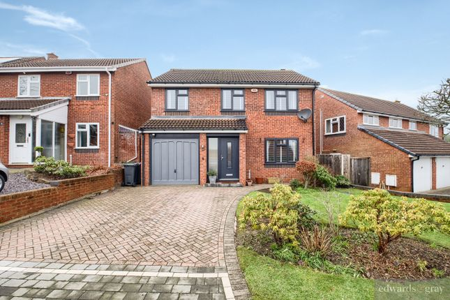 Thumbnail Detached house for sale in Fourlands Avenue, Sutton Coldfield