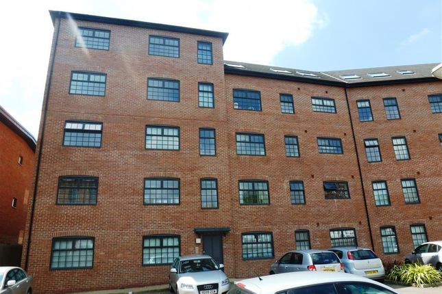 Thumbnail Property to rent in Apartment 12 Westpoint, Brook Street, Derby