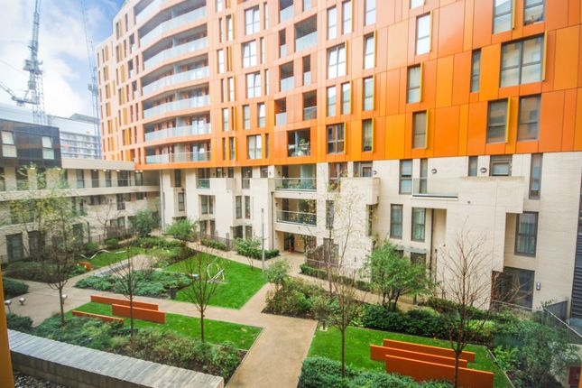 Thumbnail Flat to rent in Enderby Wharf, Greenwich