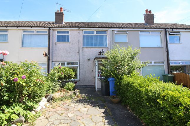 Thumbnail Terraced house for sale in Trunnah Road, Thornton-Cleveleys