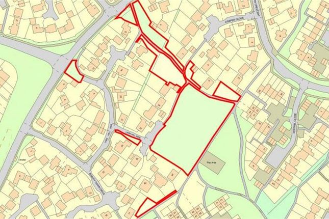 Thumbnail Land for sale in Rooks Down Road, Winchester