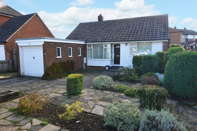 Thumbnail Detached bungalow to rent in Tinshill Lane, Cookridge, Leeds