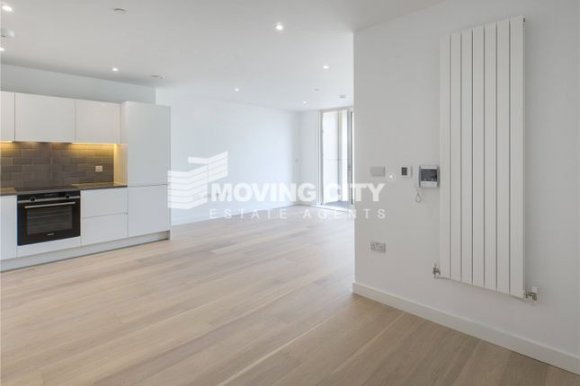 Thumbnail Flat for sale in Marco Polo, Royal Wharf, Docklands, London