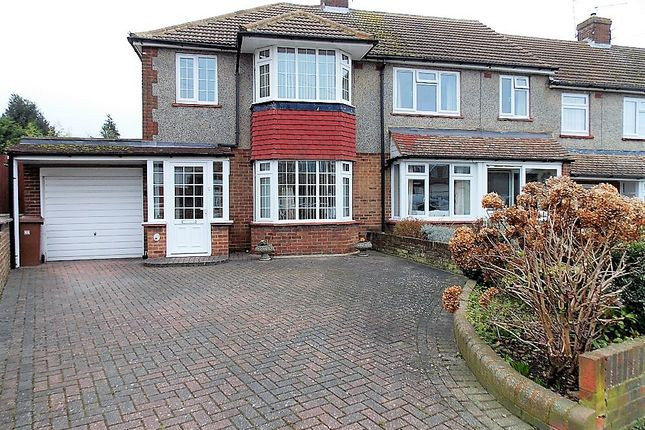 Terraced house for sale in Allington Drive, Strood