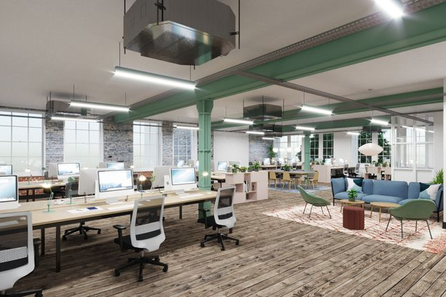 Thumbnail Office to let in 15 Ironmonger Row, Old Street, London