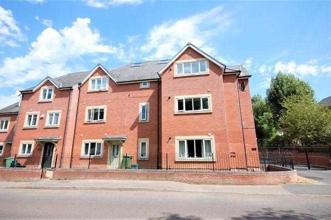 Thumbnail Flat for sale in Lyefield Court, Cirencester Road, Charlton Kings, Cheltenham