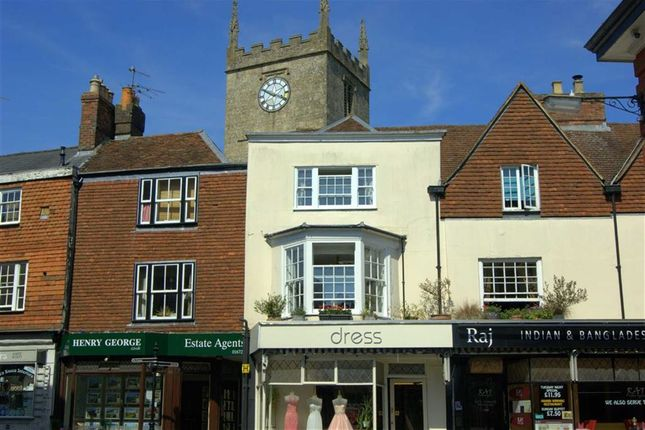 Thumbnail Flat for sale in Kingsbury Street, Marlborough, Wiltshire