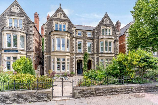 Thumbnail Semi-detached house for sale in Cathedral Road, Cardiff