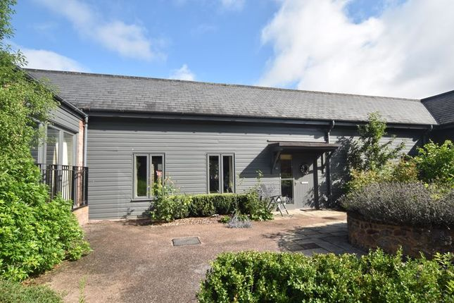 Thumbnail Bungalow for sale in Nynehead, Wellington