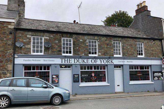 Thumbnail Pub/bar to let in Ford Street, Tavistock