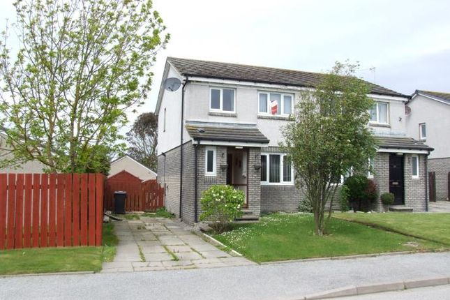 Thumbnail Semi-detached house to rent in Oak Drive, Portlethen, Aberdeen