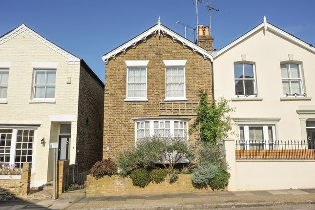 Thumbnail Semi-detached house for sale in Grosvenor Road, Richmond
