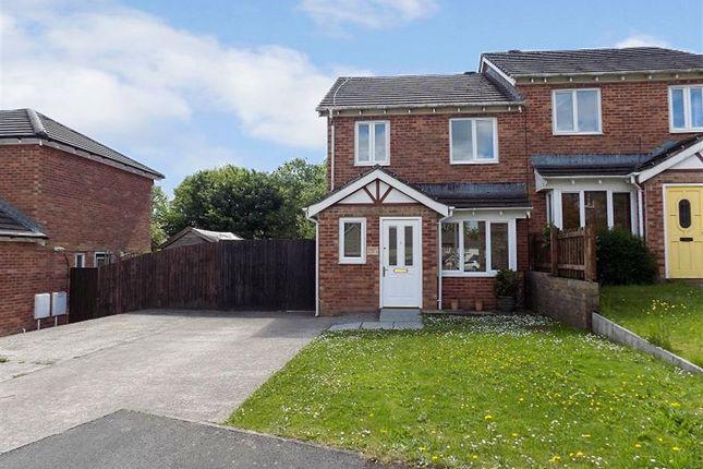 Thumbnail Property to rent in Penllwyn, Broadlands, Bridgend