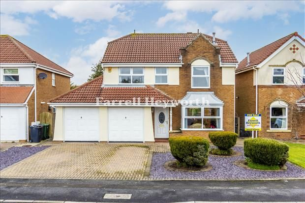 Thumbnail Property for sale in Cathedral Drive, Morecambe