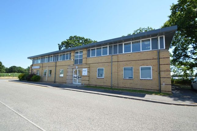 Thumbnail Office to let in River Court, 5 Brackley Close, Christchurch