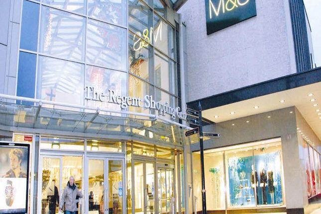 Retail premises to let in Unit 10 Regent Way, Regent Shopping Centre, Hamilton