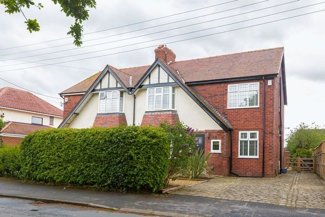 Thumbnail Semi-detached house for sale in Red House Lane, Eccleston