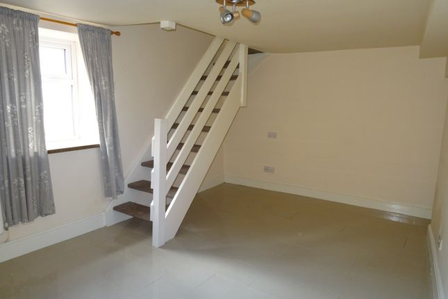 Thumbnail End terrace house to rent in Rear Of Six Bells, Heolgerrig
