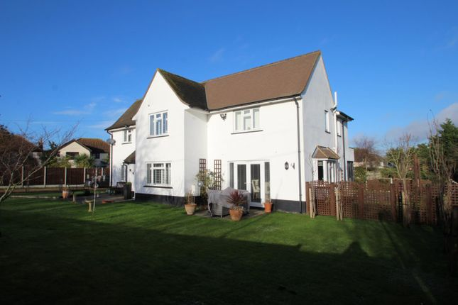 Thumbnail Detached house for sale in Plains Farm Close, Ardleigh, Colchester