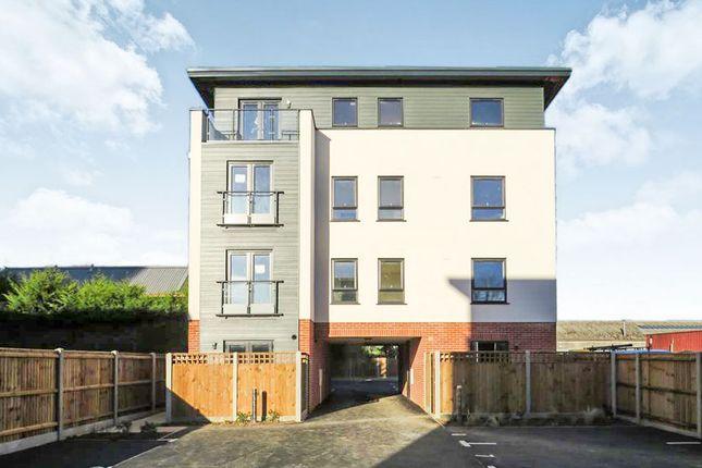 Thumbnail Flat for sale in Holt Road, Fakenham