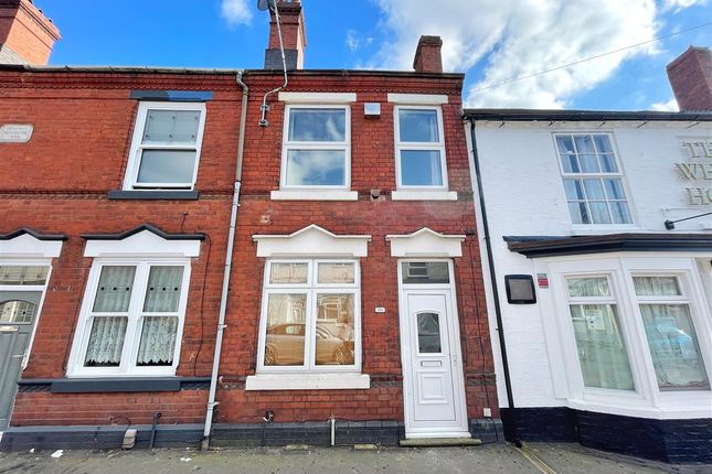 2 bed terraced house to rent in New Street, Quarry Bank, Brierley Hill DY5